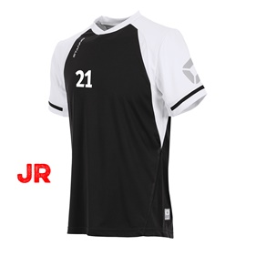 STANNO LIGA JR SHIRT BLACK-WHITE 116 CL