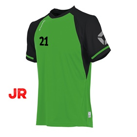STANNO LIGA JR SHIRT GREEN-BLACK 116 CL