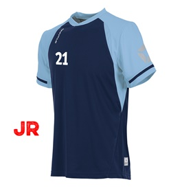 STANNO LIGA JR SHIRT NAVY-SKY BLUE 116 CL