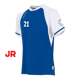 STANNO LIGA JR SHIRT ROYAL-WHITE 116 CL