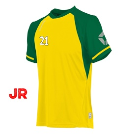 STANNO LIGA JR SHIRT YELLOW-GREEN 116 CL