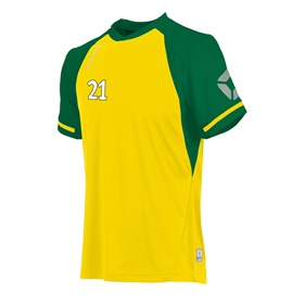 STANNO LIGA SHIRT YELLOW-GREEN L