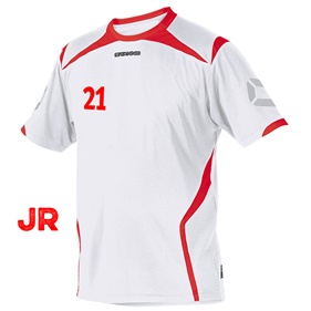 STANNO TORINO JR SHIRT WHITE-RED 116 CL