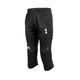 STANNO BRECON 3/4 GOALKEEPER PANTS L