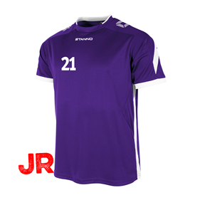 STANNO DRIVE TRÖJA PURPLE-WHITE JR 116 CL