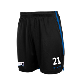 STANNO FOCUS SHORTS BLACK-ROYAL L