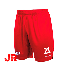 STANNO FOCUS SHORTS RED JR 116 CL