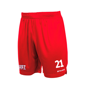 STANNO FOCUS SHORTS RED L
