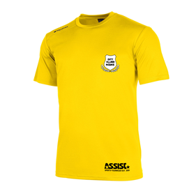 STANNO FIELD MATCHTRÖJA SS YELLOW L