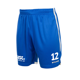 STANNO FOCUS MATCHSHORTS ROYAL-WHITE L