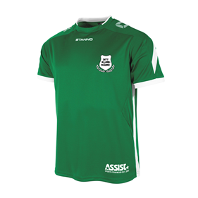 TEAMRULLEN DRIVE GREEN-WHITE L