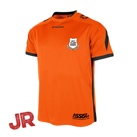 TEAMRULLEN DRIVE ORANGE-BLACK JR 116 CL