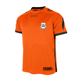 TEAMRULLEN DRIVE ORANGE-BLACK L