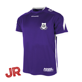 TEAMRULLEN DRIVE PURPLE-WHITE JR 116 CL