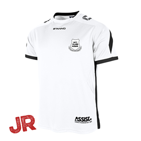 TEAMRULLEN DRIVE WHITE-BLACK JR 116 CL