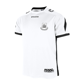 TEAMRULLEN DRIVE WHITE-BLACK L