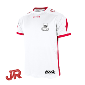 TEAMRULLEN DRIVE WHITE-RED JR 116 CL