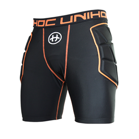 UNIHOC GOALIE SHORTS FLOW XS/S