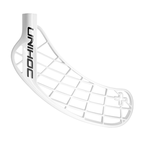 UNIHOC PLAYER+ FEATHER LIGHT WHITE LEFT