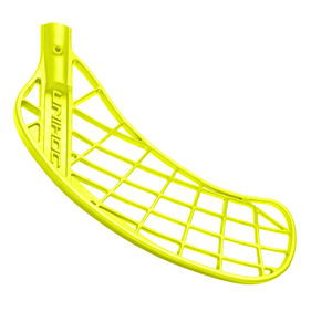 UNIHOC PLAYER NEON YELLOW, MEDIUM RIGHT