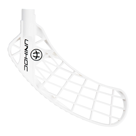 UNIHOC ICONIC TITAN PP WHITE LEFT