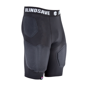 BLINDSAVE PROTECTIVE SHORTS WITH RC + CUP M