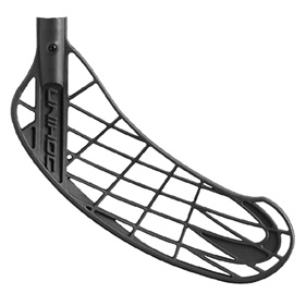 UNIHOC EVO3 BLACK, MEDIUM LEFT