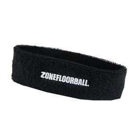 ZONE HEADBAND RETRO BLACK