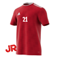 ADIDAS CONDIVO 18 JERSEY JR POWER RED 128 CL