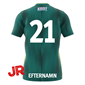 ADIDAS TIRO 19 JR JERSEY ACTIVE GREEN 116 CL