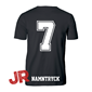 ASSIST A-FUNCTIONAL TEE JR BLACK 120 CL