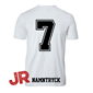 ASSIST A-FUNCTIONAL TEE JR WHITE 120 CL