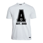 ASSIST A-FUNCTIONAL TEE WHITE L