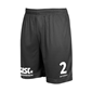 ASSIST ORIGINAL SHORTS SVARTA L