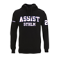 ASSIST STHLM PULLOVER 2.0 BLACK L