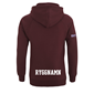 ASSIST STHLM PULLOVER 2.0 CLARET RED L