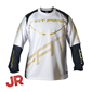 FATPIPE GK-JUNIOR SHIRT WHITE 150 CL