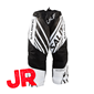 SALMING PHOENIX GOALIE PANT JR BLACK/WHITE 152 CL