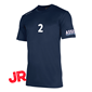 STANNO FIELD SHIRT JR NAVY 128 CL