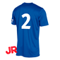 STANNO FIELD SHIRT JR ROYAL 128 CL