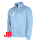 STANNO FIELD TOP HALF ZIP JR SKY BLUE 128 CL