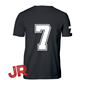 ASSIST A-FUNCTIONAL TEE BLACK JR 120 CL