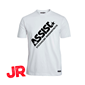 ASSIST FUNCTIONAL TEE 2.0 JR WHITE 140 CL