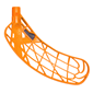 OXDOG AVOX CARBON MBC ORANGE LEFT